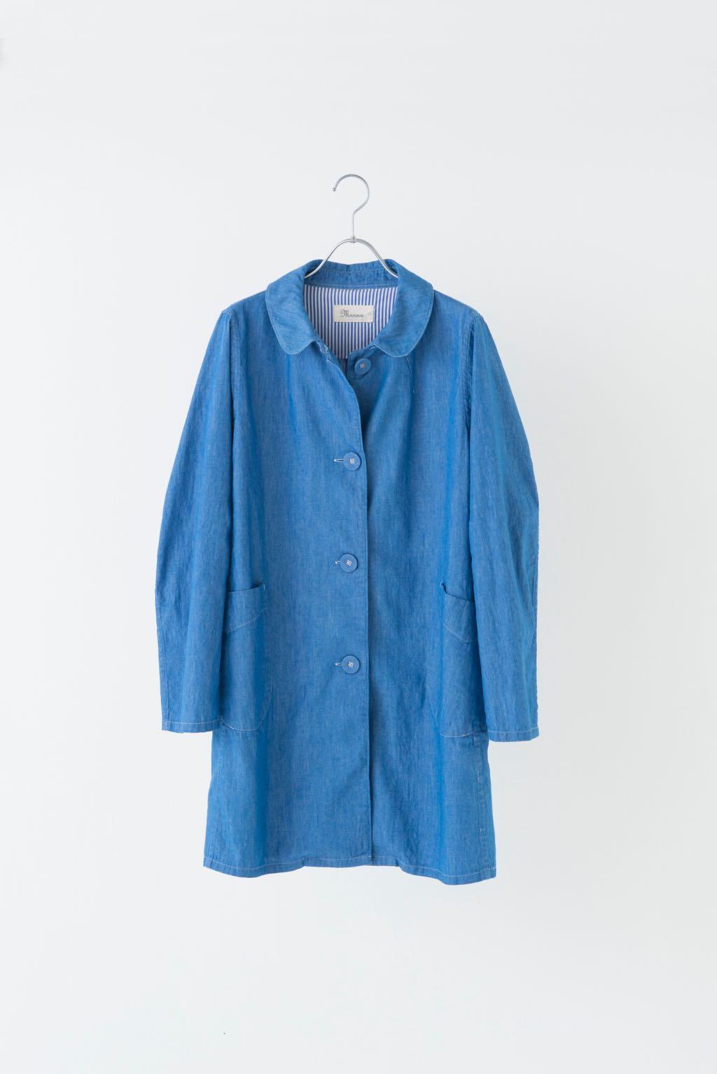 DENIM COAT  171011 ¥27,000+tax