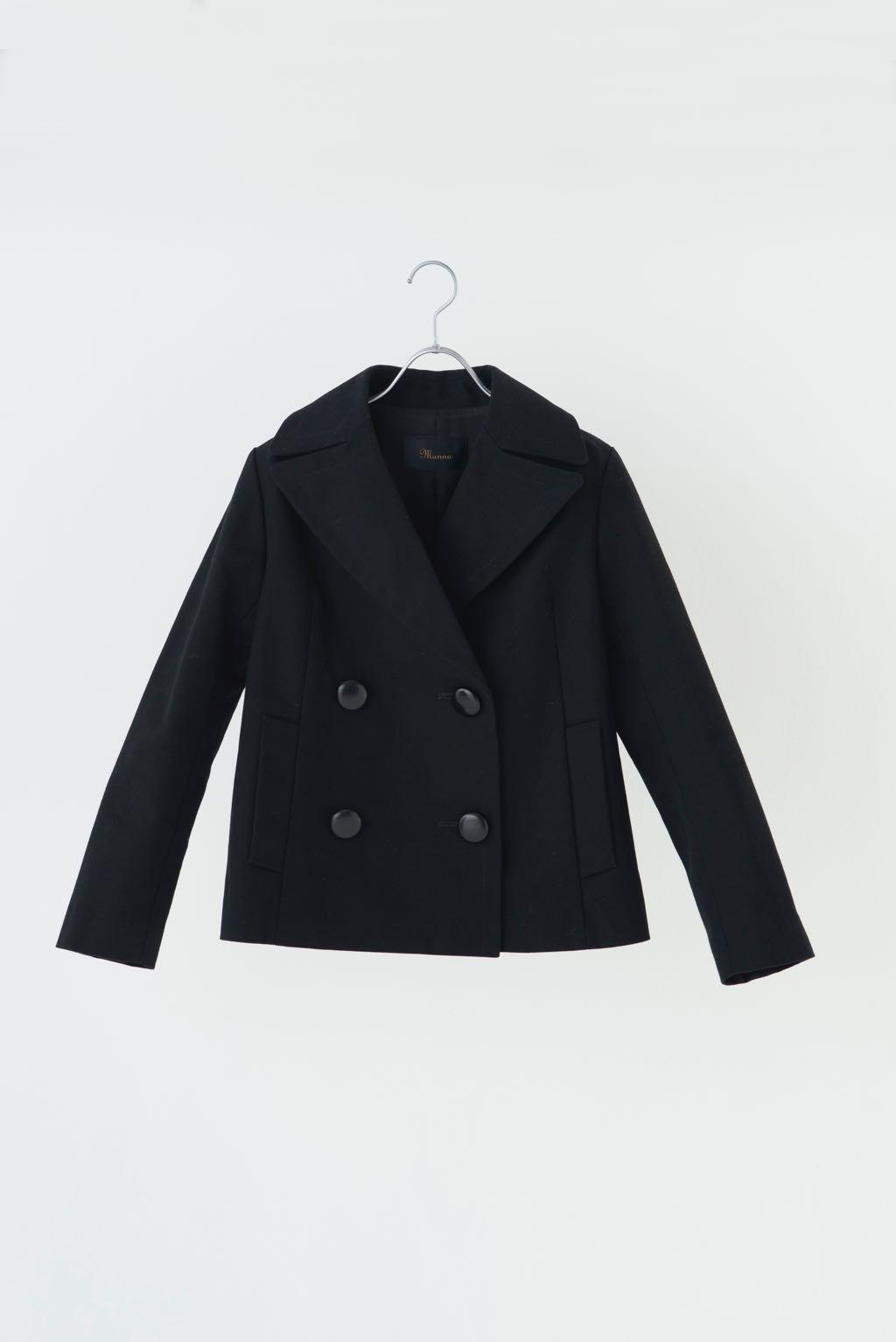 PEA COAT 161806 ¥39,000+tax