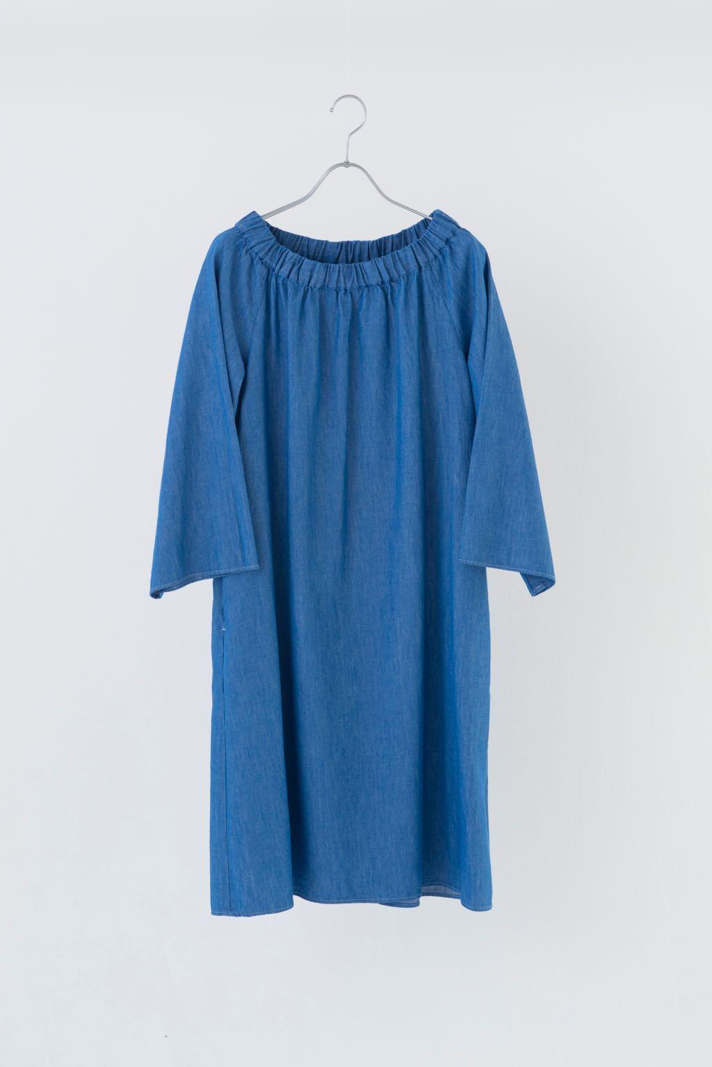 DENIM DRESS 175012 ¥19,000+tax