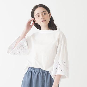 Race top/Long skirt