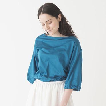 Cut&Sew top/Race skirt