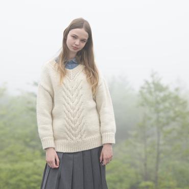 knit / shirt / skirt