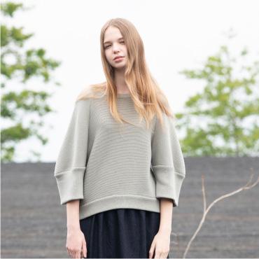 knit / skirt