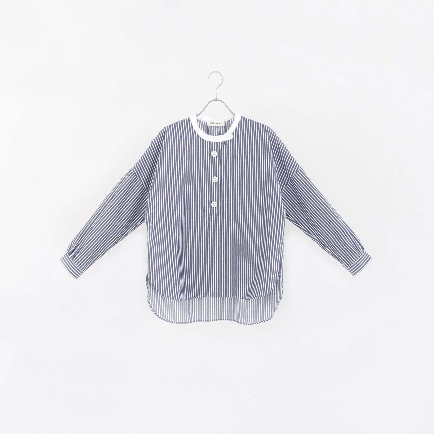 194503 blue × white ¥16,000+tax