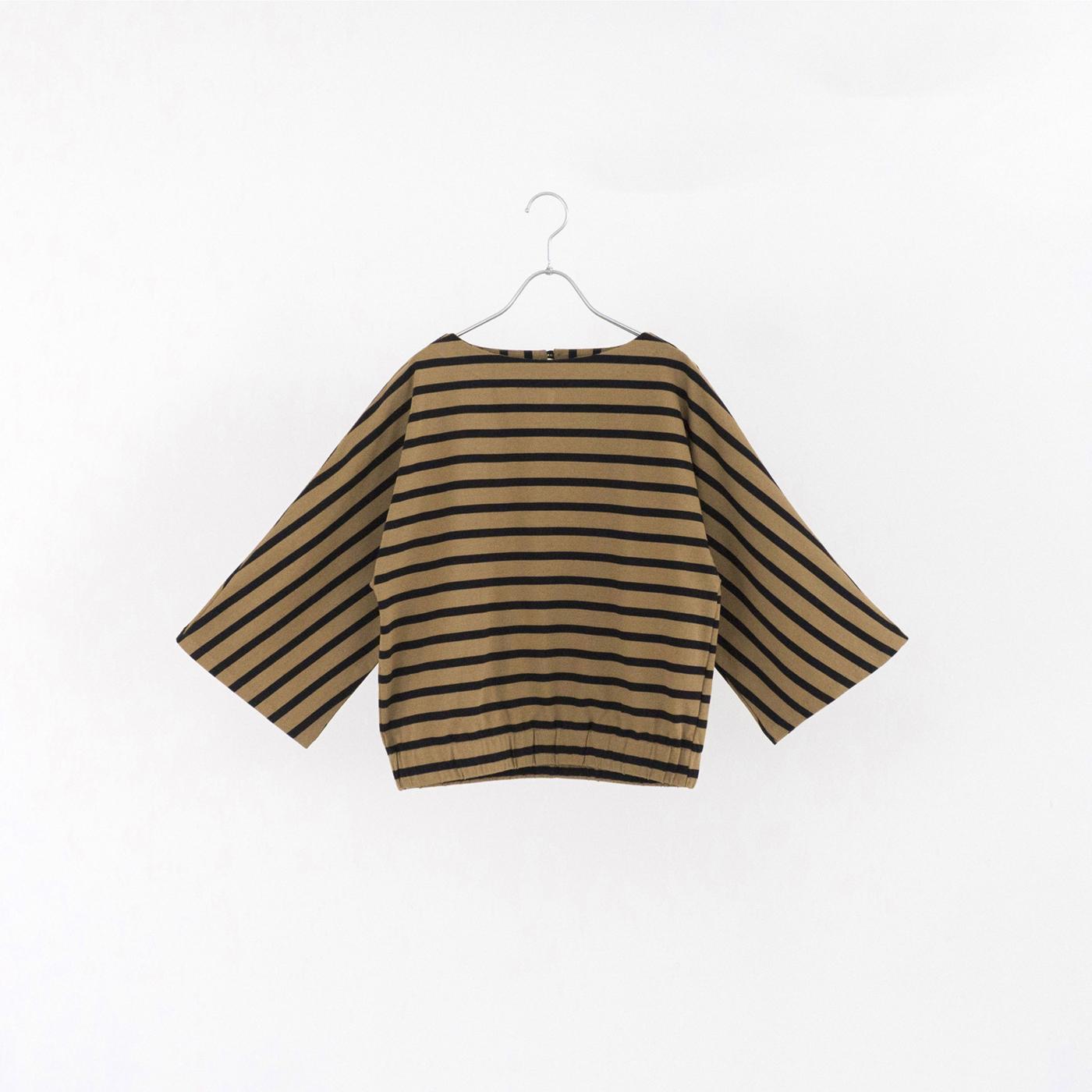 199507 brown × black ¥17,000+tax