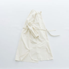 Organic cotton shirt coat