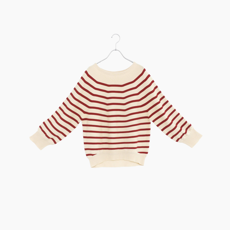 198837 cream × red ¥25,000+tax