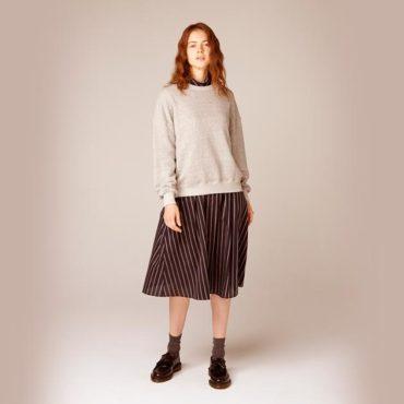 Sweatshirt / Shirt dress